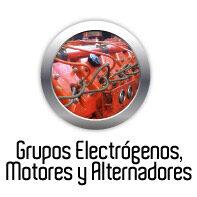 Grupos Electrógenos, Alternadores y Motorización Selecon